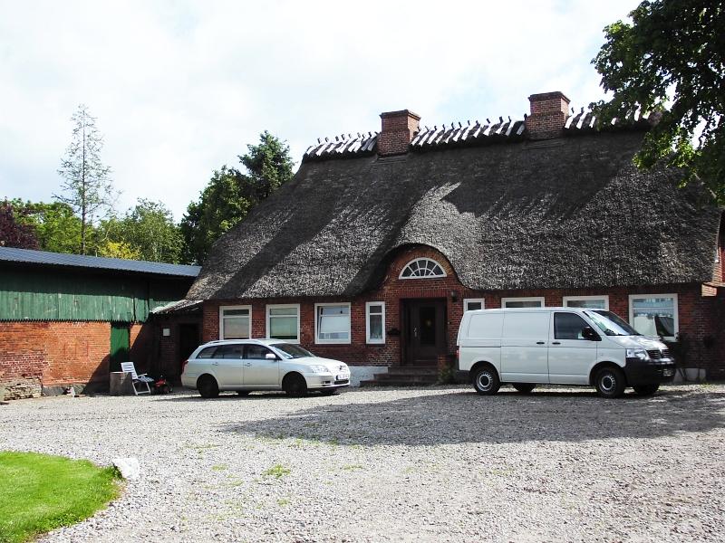 Hof Hansen in Grödersby - Foto: Michaela Bielke (29.05.2014)