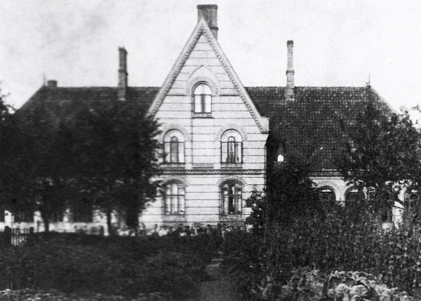 Das Schulhaus an der Reeperbahn