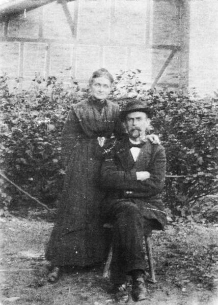 Bertha und Georg Thomsen