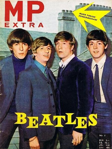 MP EXTRA – BEATLES (1965)