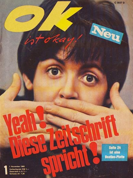 OK - Heft 1 (1. November 1965)