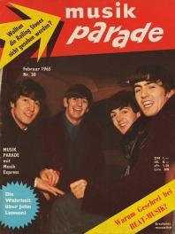 musik parade Nr. 30 | Februar 1965