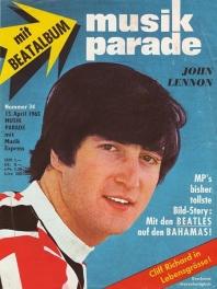 musik parade Nr. 34 | 15. April 1965