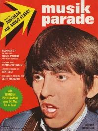 musik parade Nr. 37 | 24. Mai 1965