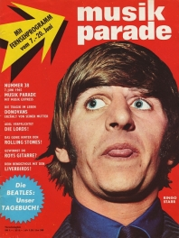 musik parade Nr. 38 | 7. Juni 1965