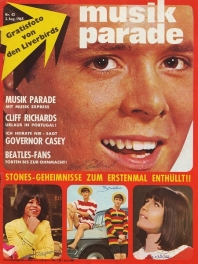 musik parade Nr. 42 | 2. August 1965