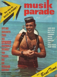 musik parade Nr. 43 | 16. August 1965