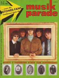 musik parade Nr. 49 | 8. November 1965