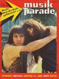 musik parade Nr. 50 | 22. November 1965