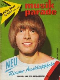musik parade Nr. 51 | 6. Dezember 1965