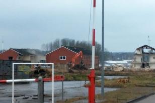Marinewaffenschule Ellenberg - Foto: Michaela Fiering (08.02.2019)