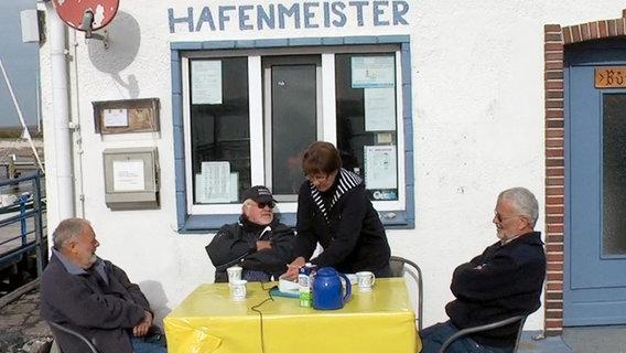 Hafenmeisterhaus Schleimünde - Stammbesetzung - © NDR 2011, honorarfrei