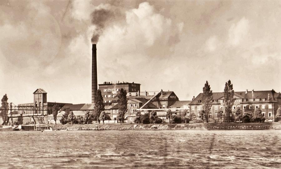 Kappeln - Nestlé-Werk (1958)