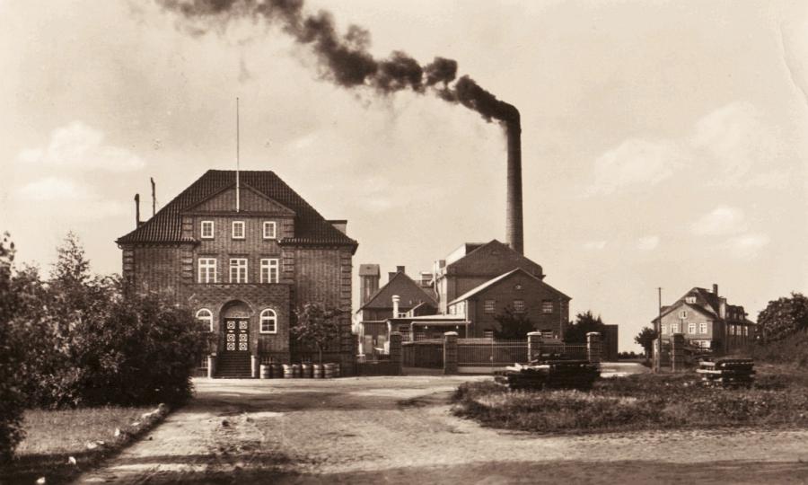 Kappeln - Nestlé-Werk (1939)