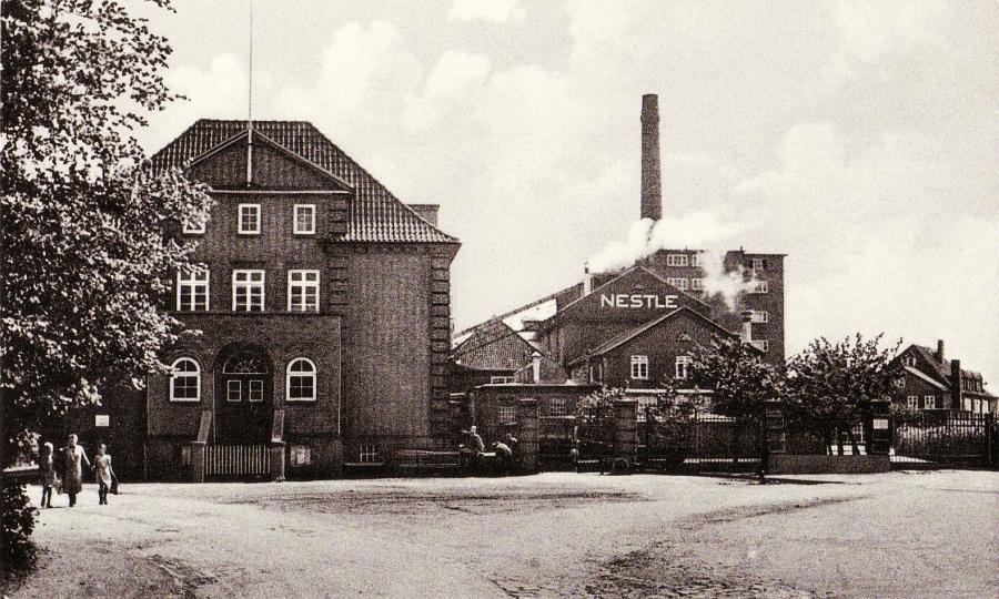 Kappeln - Nestlé-Werk (1957)