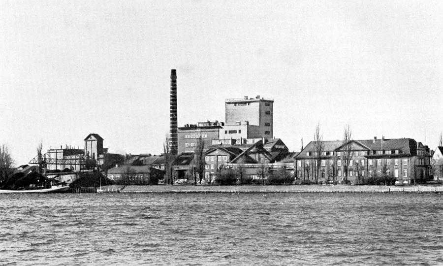 Kappeln - Nestlé-Werk (1959)