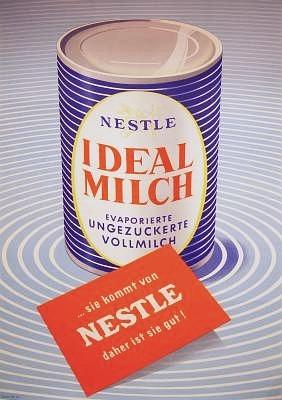Nestlé - IDEAL MILCH