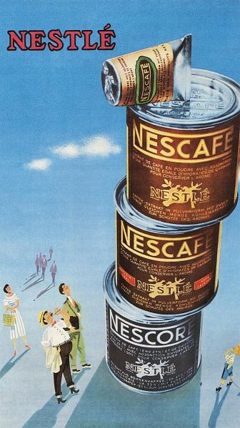 NESCAFÉ-Werbung (1952)