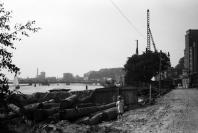 Kappeln - Nordhafen - Foto: Manfred Rakoschek (1966)