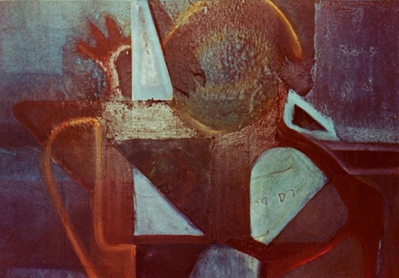 Nicolaus Schmidt - Schülerarbeit (1971)
