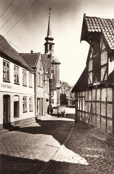 Kappeln - Fachwerkhaus (1951)
