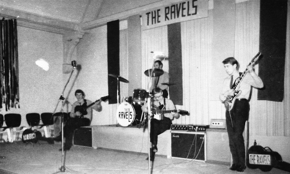 Klaus-Harms-Schule - The Ravels in der Aula (1967)