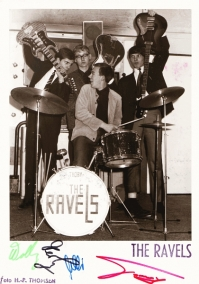The Ravels - Autogramm (1966)