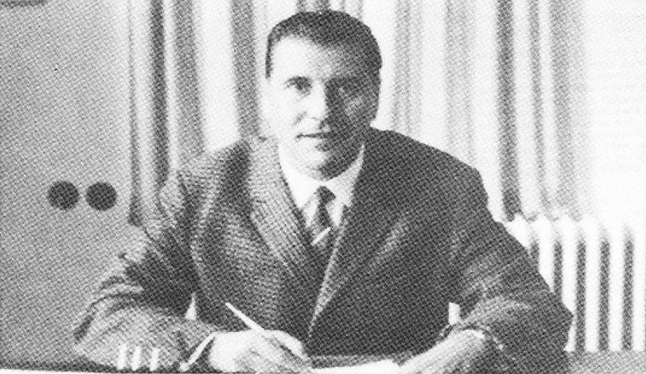 Realschule Kappeln - Rektor Wolf-Dietrich Jägel (1968)