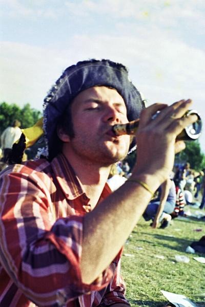 Achim - Roskilde Festival 1977