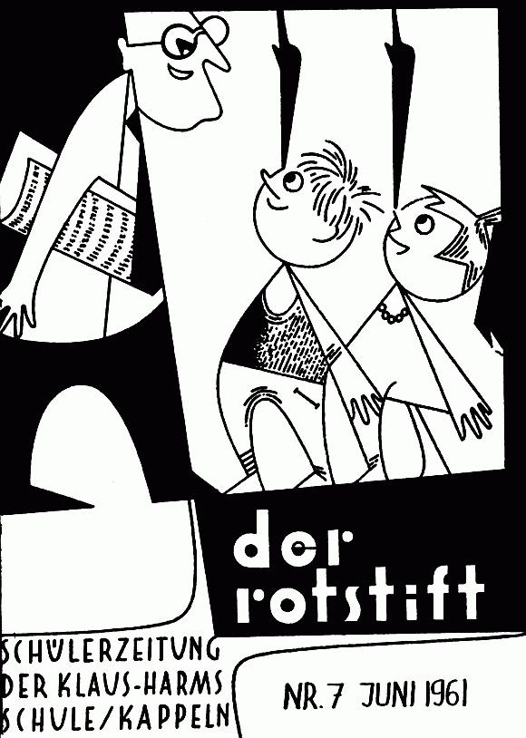 ROTSTIFT Nr. 7 (Juni 1961)