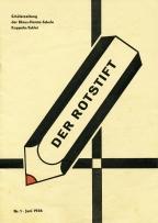 ROTSTIFT Nr. 1 (Juni 1956)
