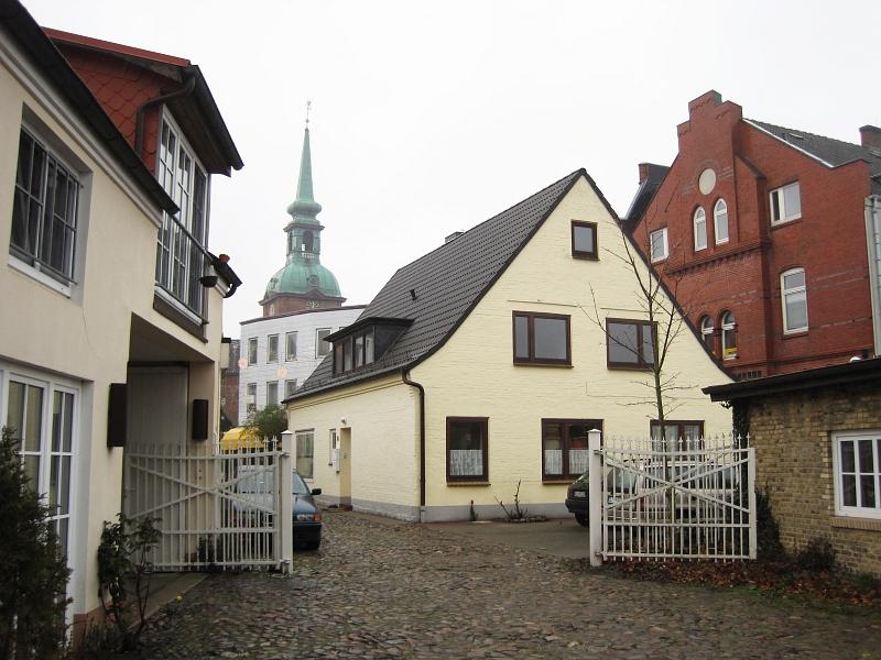 Kappeln - Kohlenhof - Foto: Runa Borkenstein (2011)