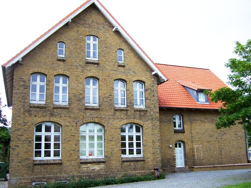 Grundschule Kappeln - Altes Schulgebäude 2011