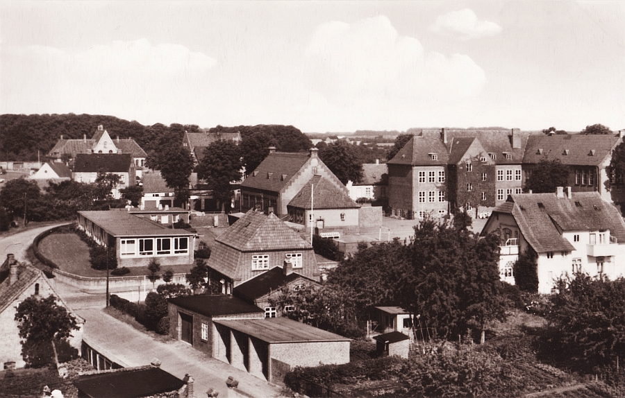 Kappeln - Klaus-Harms-Schule (1967)