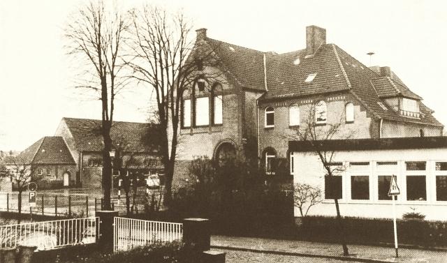 Klaus-Harms-Schule (1973) - aus der Schulchronik von 1973