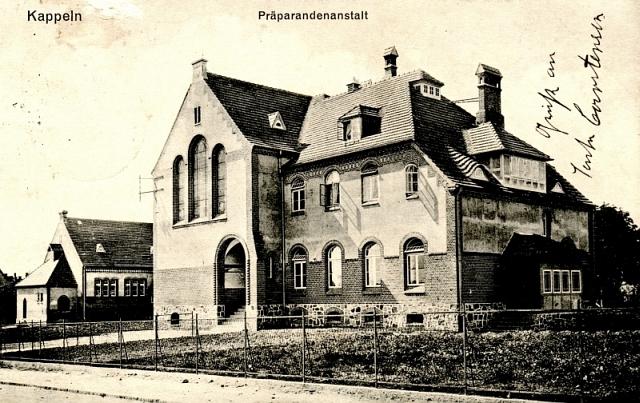Präparandenanstalt (1915)