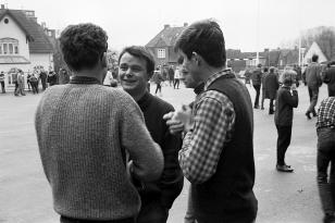 Klaus-Harms-Schule - Schulhof (1967)
