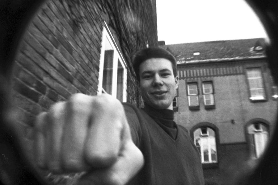 Klaus-Harms-Schule - Achim Gutzeit - Foto: Manfred Rakoschek (1969)
