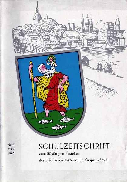 Mittelschule - Schulzeitschrift 6 (1965)