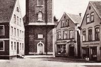 Kappeln - Rathausmarkt 7 - Schlachterei Hornig (um 1930)