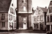 Kappeln - Rathausmarkt 7 - Schlachterei Hornig (50er-Jahre)