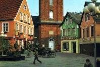 Kappeln - Rathausmarkt 7 - Schlachterei Begander (1982)