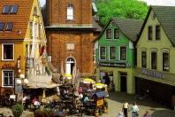 Kappeln - Rathausmarkt 7 - Schlachterei Schmidt & Hansen (1991)