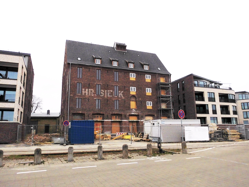 Kappeln - Südhafen - Foto: Michaela Fiering (23.03.2021)