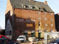 Kappeln - Südhafen - Foto: Michaela Fiering (22.01.2020)