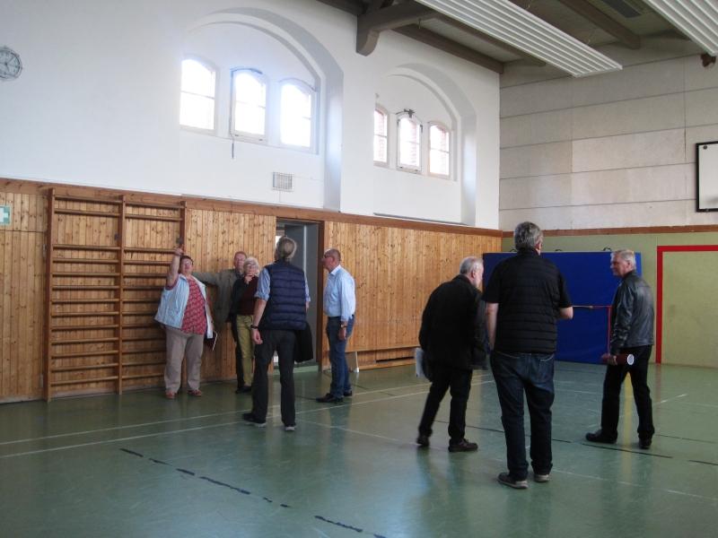 SZR-Treffen 2017 - Alte KHS - Turnhalle