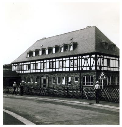 Jugendherberge Hermeskeil 1965