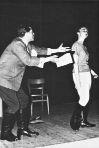 Klaus-Harms-Schule - Theater 1962