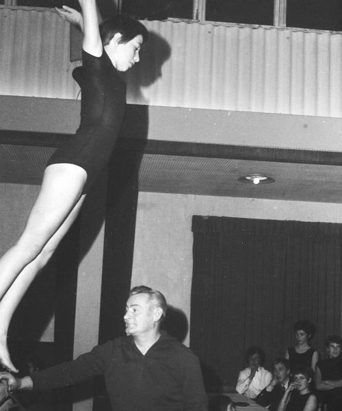 Bilderrätsel Nr. 93 - TSV Kappeln - Sportfest 1968