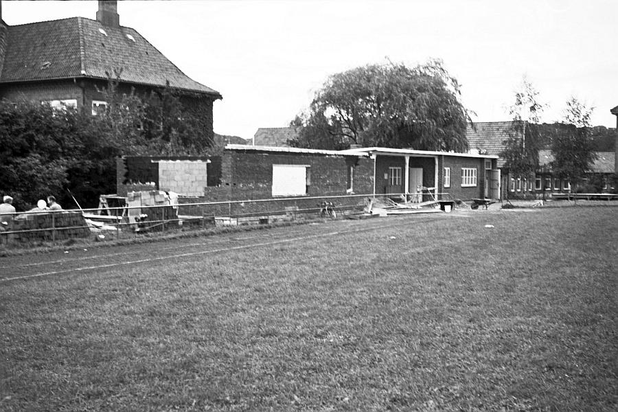 Kappeln - TSV-Heim (1968)